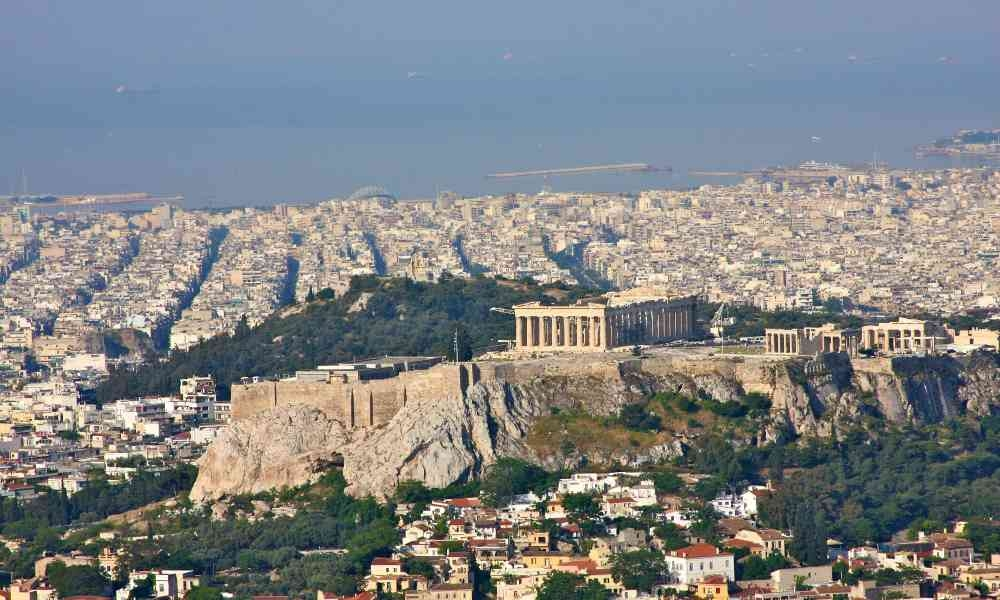 What is the best location to stay in Athens?