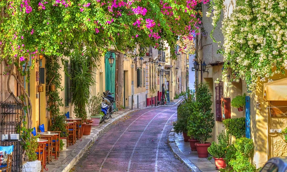 Is it a good time to buy property in Greece?